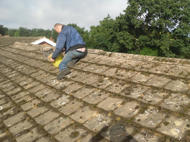 Flat Roof Repairs Solihull Avondale Roofing Services